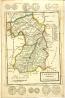 cambridgeshire old map 1724 herman moll