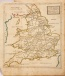 Roman Roads in Britain William Stukely pullished with Herman Moll (1723)